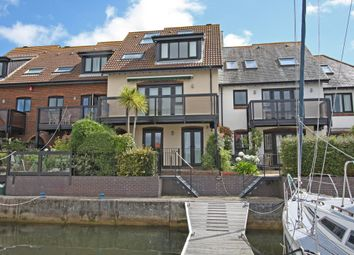 Thumbnail 4 bedroom town house for sale in Astra Court, Hythe, Southampton