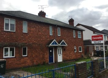 Thumbnail 2 bed semi-detached house to rent in Thompsons Road, Keresley End, Coventry