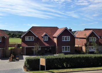 Thumbnail 4 bed detached house for sale in Bentley, Farnham