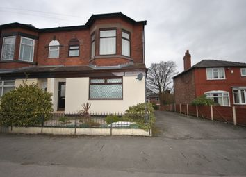 Thumbnail 3 bed flat to rent in Bolton Road, Manchester