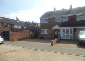 Thumbnail 3 bedroom semi-detached house to rent in Berkeley Avenue, Waltham Cross