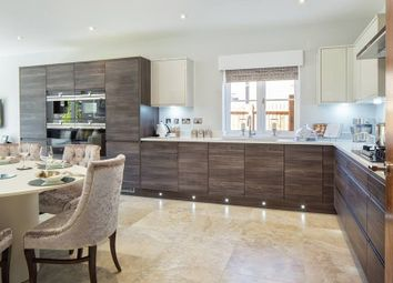 "Thumbnail 5 bed detached house for sale in ""The Haddenham"" at Calais Dene, Bampton"