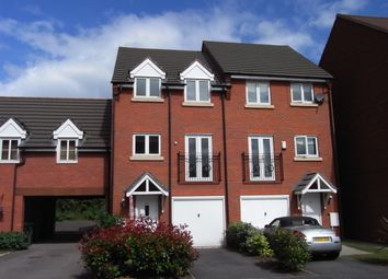 3 bed town house to rent in Michael Tippet Drive, Worcester WR4