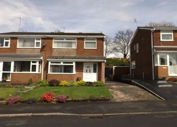 Thumbnail 3 bed semi-detached house to rent in Woodville Drive, Stalybridge