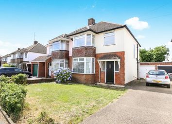 Thumbnail 3 bed semi-detached house for sale in Woodgreen Road, Luton, Bedfordshire