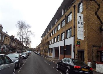 Thumbnail 1 bed flat for sale in Jedburgh Road, London