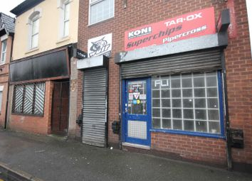 Thumbnail Commercial property to let in Higher Road, Urmston, Manchester