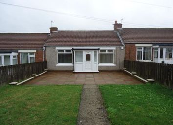 Thumbnail 2 bed bungalow to rent in The Avenue, Seaham