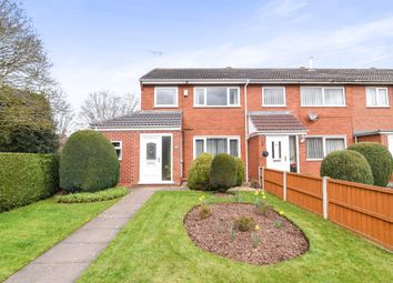 Thumbnail 3 bed semi-detached house for sale in Barnes Way, Worcester