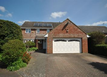 Thumbnail 4 bed property for sale in The Slade, Newton Longville, Milton Keynes