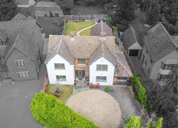 Thumbnail 4 bed detached house for sale in Newmarket Road, Royston