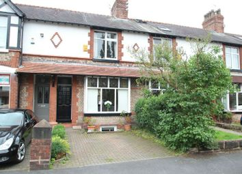 Thumbnail 4 bed terraced house for sale in Avon Road, Hale, Altrincham