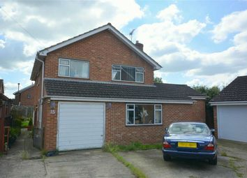 Thumbnail 4 bed detached house for sale in Barley Close, Hardwicke, Gloucester