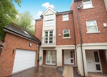 Thumbnail 5 bedroom town house for sale in Church Lane North, Darley Abbey, Derby
