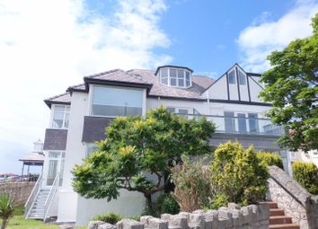 Thumbnail 2 bed flat for sale in West Parade, Llandudno