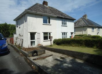 Thumbnail 2 bed semi-detached house to rent in Landreath Place, St. Blazey, Par