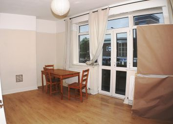 Thumbnail 3 bed duplex to rent in Brownlow Road, London