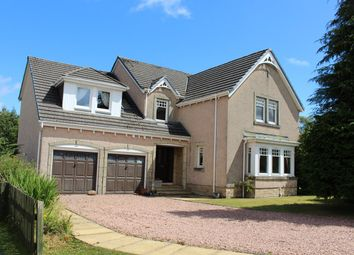 Thumbnail 6 bed detached house for sale in Millhill Close, Greenloaning, Dunblane