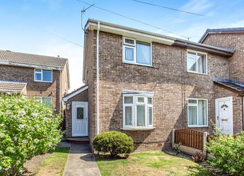 Thumbnail 2 bed semi-detached house for sale in Chestnut Walk, Wakefield