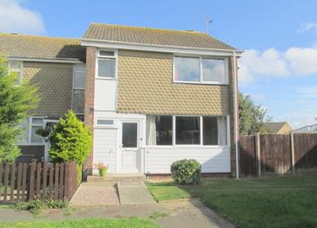Thumbnail 3 bed end terrace house for sale in Mulberry Court, Pagham, Bognor Regis, West Sussex