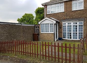 Thumbnail 1 bed terraced house for sale in Meadow Close Walderslade, Chatham