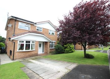 Thumbnail 4 bed detached house to rent in Woodeaton Close, Oldham