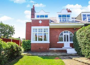 Thumbnail 4 bed semi-detached house for sale in Oxford Road, Lytham St. Annes, Lancashire, England