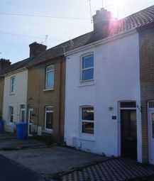 Thumbnail 2 bed terraced house to rent in Shapwick Road, Hamworthy, Poole