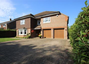 Thumbnail 5 bed detached house for sale in Oakfield Road, Harpenden, Hertfordshire