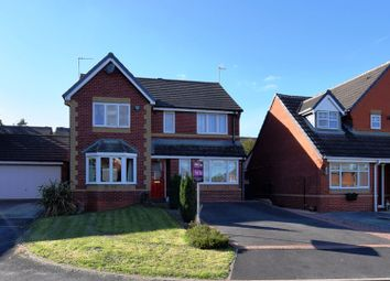 Thumbnail 4 bed detached house for sale in Wood View, Wood Lane