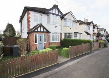 Thumbnail 3 bed semi-detached house for sale in Bullhead Road, Borehamwood, Herts