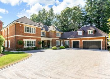 Thumbnail 7 bed detached house for sale in Devenish Lane, Ascot