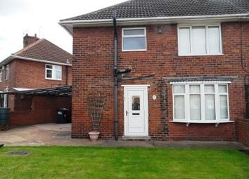 Thumbnail 3 bed semi-detached house to rent in West End Lane, New Rossington, Doncaster