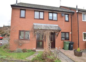 Thumbnail 2 bed end terrace house for sale in Sansome Mews, Worcester