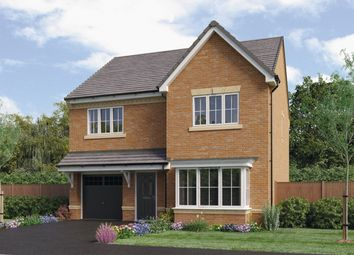 Thumbnail 4 bed detached house for sale in The Tressell, Barley Meadows, Cramlington, Northumberland