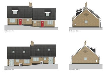 Thumbnail 2 bed property for sale in Kells Way, Geldeston, Beccles