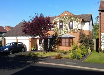 Thumbnail 5 bed detached house for sale in West Mount, Killingworth, Newcastle Upon Tyne