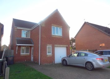 Thumbnail 4 bedroom detached house for sale in Westbeck, Ruskington, Sleaford