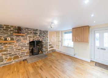 Thumbnail 2 bed terraced house for sale in Tregwilym Road, Rogerstone, Newport.