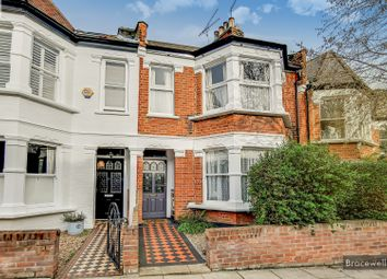 Victoria Road, Alexandra Palace N22. 3 bed terraced house for sale