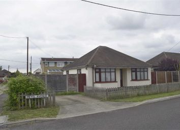 Thumbnail 2 bed detached bungalow to rent in Meyel Avenue, Canvey Island, Essex
