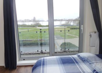 Thumbnail 3 bed flat to rent in Tidelsea Path, Thamesmead