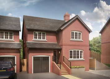 """Thumbnail 4 bed property for sale in """"The Canterbury"""" at Blythe Road, Coleshill, Birmingham"""