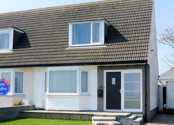 Thumbnail 2 bedroom semi-detached house to rent in 15 Links Terrace, Peterhead, Aberdeenshire