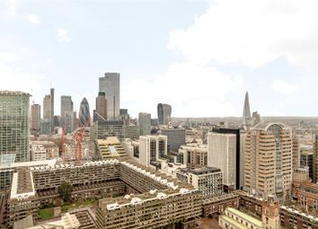 Thumbnail 3 bed flat for sale in Shakespeare Tower, Barbican, London