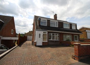 Thumbnail 3 bed semi-detached house for sale in Blake Road, Stapleford, Nottingham