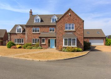 Thumbnail 6 bed property to rent in The Oaks, Wicklewood, Wymondham