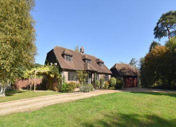 Thumbnail 4 bed property to rent in Frilsham, Thatcham, Berkshire