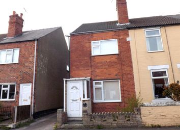 Thumbnail 2 bed end terrace house for sale in Gray Street, Clowne, Chesterfield