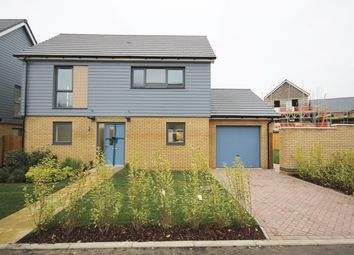 Thumbnail 3 bedroom detached house to rent in Firecrest Close, St Mary's Island, Chatham